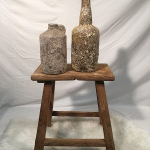 Kleinmeubelen nieuw gemaakt van oud hout